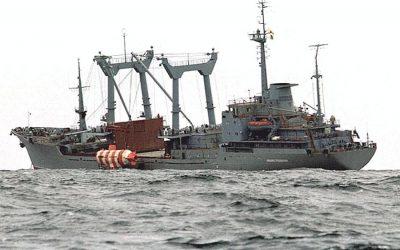 Kursk disaster still haunts Russia's naval renewal